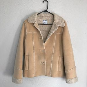 Old Navy Faux Wool Coat